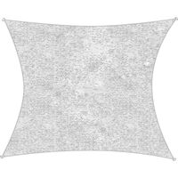 Toile D'ombrage Camouflage - Gris - 2 X 3 M