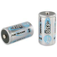 Ansmann Piles rechargeables Mono D HR20 2 pcs 8500 mAh 5035362