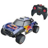 Happy People Voiture jouet radiocommandée RC RedBull Mini Dakar 1:16
