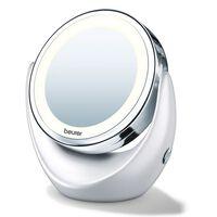 Beurer Miroir cosmétique lumineux BS49 argenté 584.00