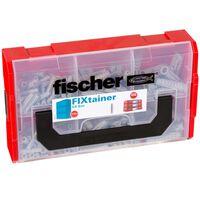 Fischer Ensemble de chevilles murales SX FIXtainer 210 pcs
