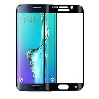 Protecteur d'écran Samsung Galaxy S6 Edge Verre trempé 3D complet - No