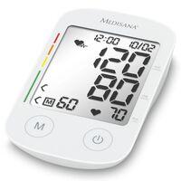 Medisana Tensiomètre à bras avec fonction vocale BU 535 Voice Blanc