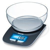 Beurer Balance de cuisine KS25 3 kg noir 704.15