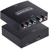 Convertisseur composante YPbPr vers HDMI