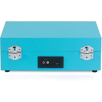 Ricatech Tourne-disque avancé RTT21 Bleu turquoise