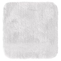 RIDDER Tapis de salle de bain Chic Blanc 55 x 50 cm