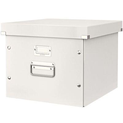 Leitz Boîte à fichiers à suspension WOW Blanc