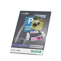 Leitz Pochettes de plastification ILAM 250 microns A3 25 pcs