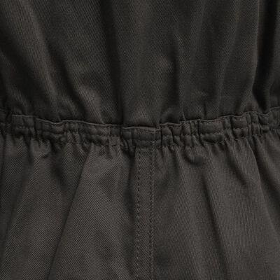 vidaXL Salopette pour enfants Taille 134/ 140 Gris