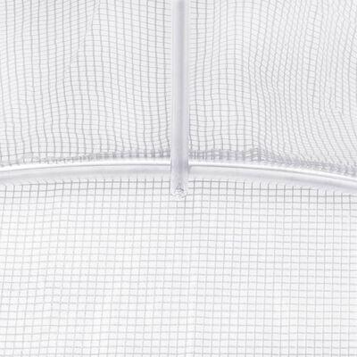 vidaXL Serre 13,5 m² 450x300x200 cm