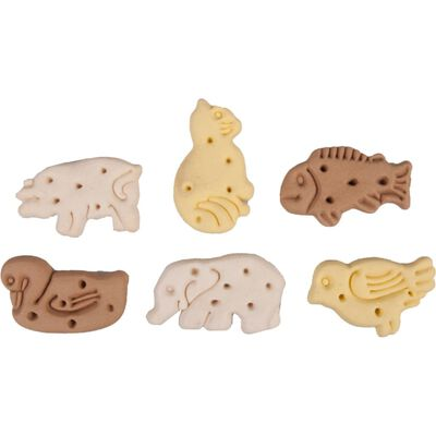 Biscuits figures animaux 1000gr