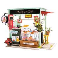 Robotime Kit miniature de bricolage Dessert Shop