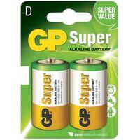GP Batteries Gp Super Alkaline Batterie D A2