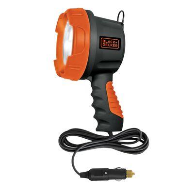 Noir + Decker Lampe de travail BDSL300 - halogène - 1800 Lumens