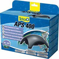 Pompe À Air Silencieuse Pour Aquariums Tetra Aps 400   250 - 600 Litre