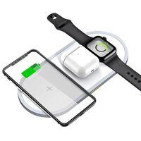 Chargeur rapide sans fil pour téléphones mobiles et Apple Watch