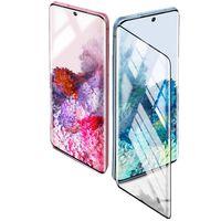 Protecteur d'écran en verre trempé pour Samsung Galaxy S20 Plus