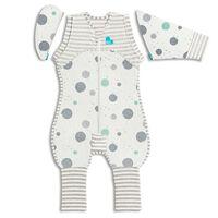 Love to Dream Couverture bébé Swaddle Up Transition Suit Lite L Blanc
