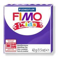 Pâte Fimo Kids 42 g Violet 8030.6 - Fimo