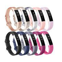 Fitbit Alta / Alta HR bracelet silicone - 10-pack (S) - différentes co