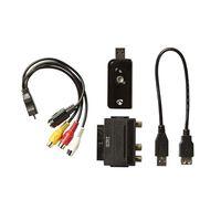 Convertisseur - USB vers RCA et S-Video / Péritel