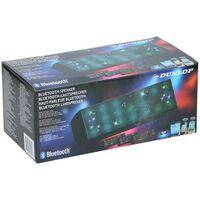 parleur Dunlop - Bluetooth 4.1 - éclairage LED