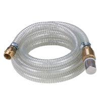 Einhell Tuyau de pompe 4m avec connecteurs en laiton