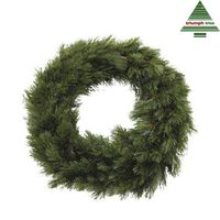 Triumph Tree - Forest frosted pine couronne vert -  d60cm