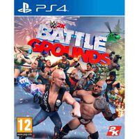 WWE Battleground PS4