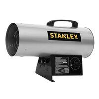 Stanley - canon à_ air chaud au gaz - 17.5 kw