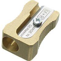 Möbius & Ruppert MR 06000000 Sharpener Brass Logos & quot;