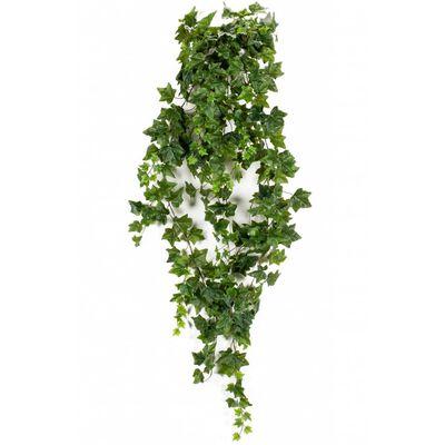 Emerald Buisson de lierre suspendu artificiel Vert 180 cm 418712