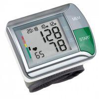 Medisana Tensiomètre de poignet HGN Blanc et argenté