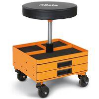 Beta Tools Siège de chariot garagiste avec tiroirs 2251-O 022510011