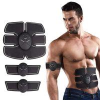 Stimulateur musculaire à piles pour les muscles abdominaux, les bras /