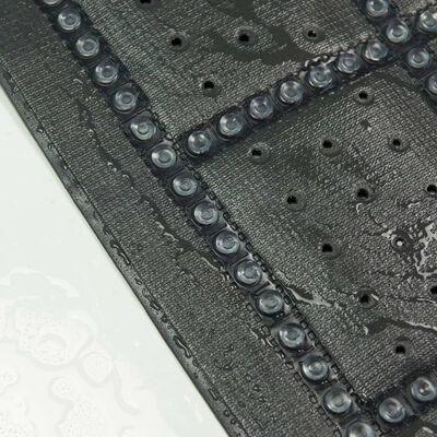Sealskin Tapis antidérapant Unilux 35x90 cm Anthracite