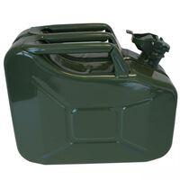 Jerrycan 10L en vert