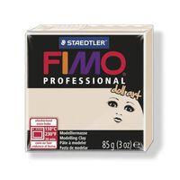 Pâte Fimo Professional 85 g Doll Art Beige 8027.44 - Fimo