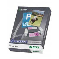 Leitz Pochettes de plastification ILAM 250 microns A4 100 pcs