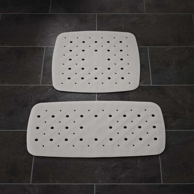 RIDDER Tapis de bain antidérapant Promo Gris