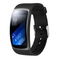 Bracelet silicone Samsung Gear Fit2 - noir
