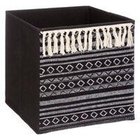 Boîte de rangement design ethnique Mix n' modul