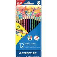 Crayon de couleur Noris incassable 12 pièces 185 C12 - Staedtler