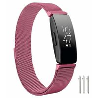 Fitbit Inspire / Inspire HR bracelet Milanese Loop rose - S