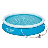 Bestway Ensemble de piscine Fast Set 366 x 76 cm 57274