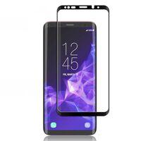 Protecteur d'écran pour Samsung Galaxy S9 Plus en verre trempé