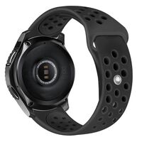 Bracelet pour Samsung Galaxy Watch 46 mm - noir