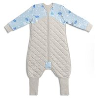 Love to Dream Combinaison bébé Sleep Suit Warm Étape 3 Bleu 24-36 mois