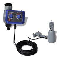 Minuterie électronique d'arrosage automatique avec capteur